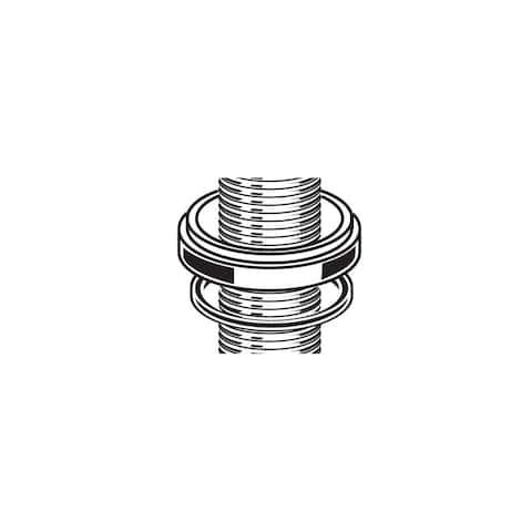 American Standard M962421-2950A Escutcheon Kit for Berwick Vessel Fittings - Satin Nickel