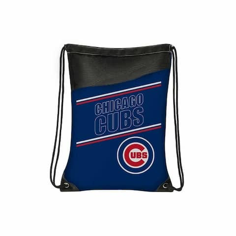 Chicago Cubs Backsack Incline Style - 16x13.5 inches.