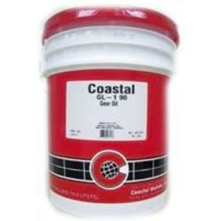 Coastal 13717 Gear Oil 35 lbs