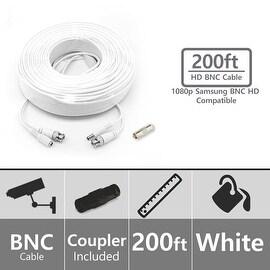 Soltech 1080p Compatible STS-FHDC200 200ft BNC Video/Power Cable