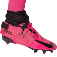 Battle Sports Science XFAST Over the Cleat Ankle Support System - Pink