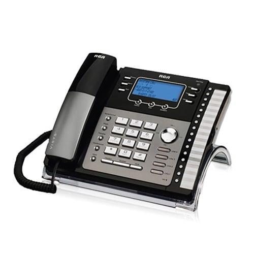 RCA ViSYS 25424RE1 RCA 4-Line EXP Speakerphone w/ CID