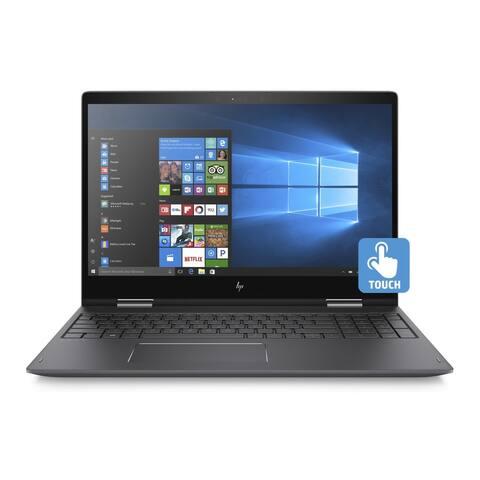 """HP Envy x360 2-in-1 15.6"""" FHD WLED AMD Ryzen 5 8GB 256GB (Refurbished)"""