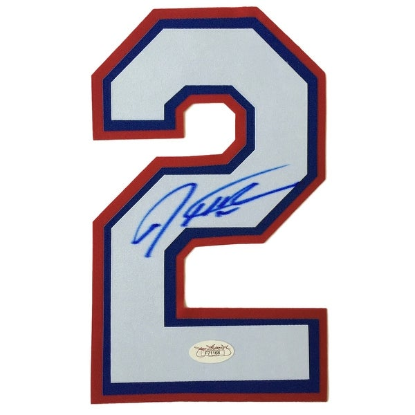 new style ab3ef 046aa Josh Hamilton Texas Rangers Signed Jersey Number JSA