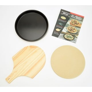 Link to Power Air Fryer Oven 4-Piece Pizza Set Similar Items in Bakeware