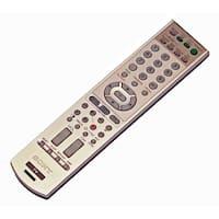 OEM Sony Remote Control: KDF42WE655, KDF-42WE655, KDF50WE655, KDF-50WE655, KDF55WF655, KDF-55WF655