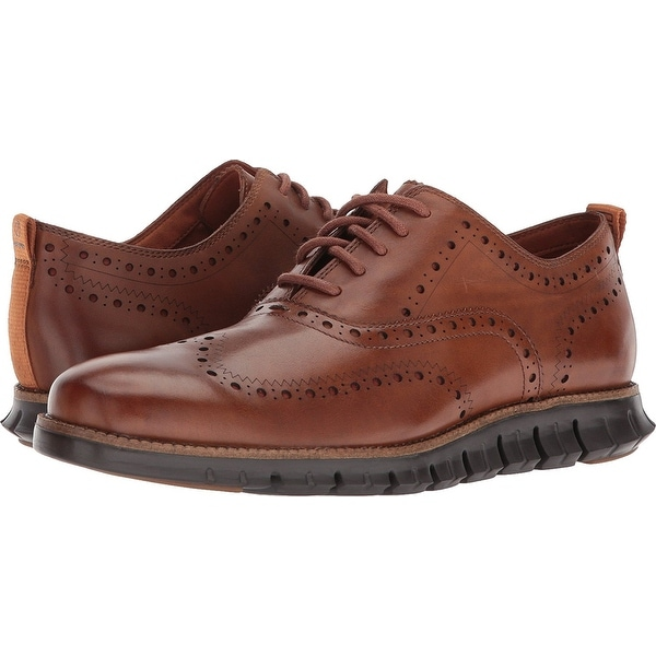Cole Haan Mens Zerogrand Wing Ox Leather Oxford