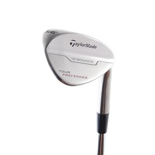 New TaylorMade Tour Preferred Wedge 56* (15* Bounce) RH w/ DG AMT Steel Shaft