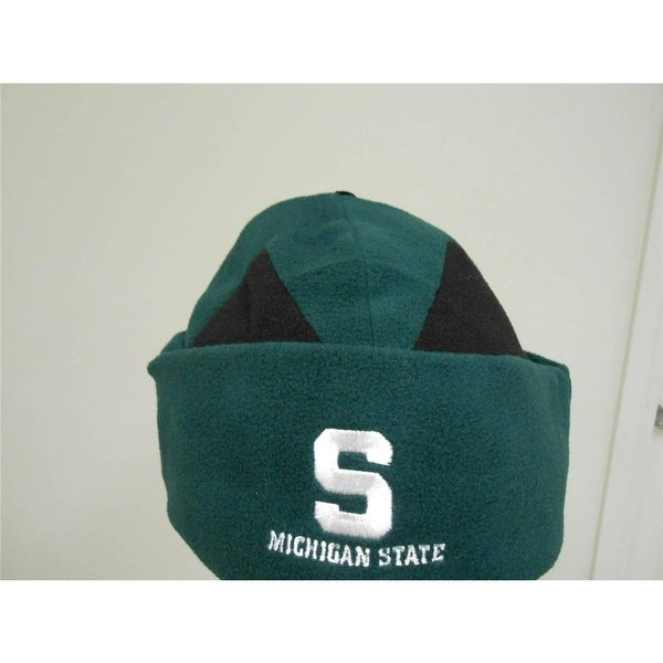 192827bce0c Shop Michigan State Spartans WOMENS or YOUTH Beanie Hat Cap - Free ...