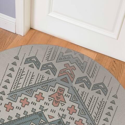 ZINA Indoor Floor Mat By Kavka Designs