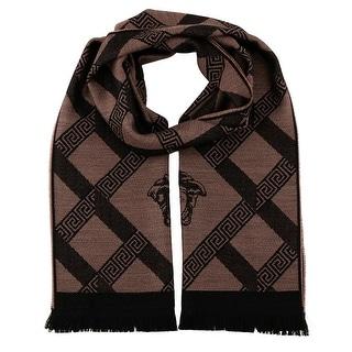 Versace IT00632 100% Wool Mens Scarf