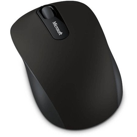 Microsoft Pn7-00001 Wireless Bluetooth Mobile Mouse 3600 With Bluetrack, Black