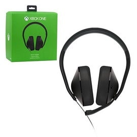 Microsoft Wired Stereo Headset For Microsoft Xbox One
