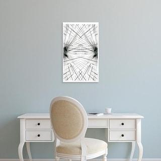 Easy Art Prints Grace Popp's 'Rays IV' Premium Canvas Art