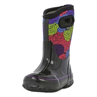 Bogs Boots Girls Kids Classic Rosey Pull On Waterproof 71993