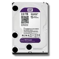 """WD Purple WD20PURX 2TB Surveillance 3.5"""" Internal SATA Hard Drive"""