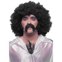 70's Hair Kit Adult Costume Accessory