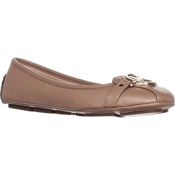 8b8f9a5b67f08 MICHAEL Michael Kors Fulton Moc Ballet Flats, Dark Khaki