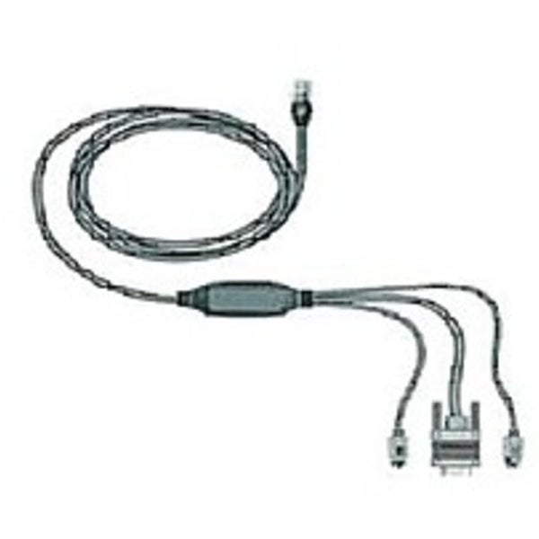 IBM 31R3130 10 Feet PS/2 Console Switch Cable (Refurbished)