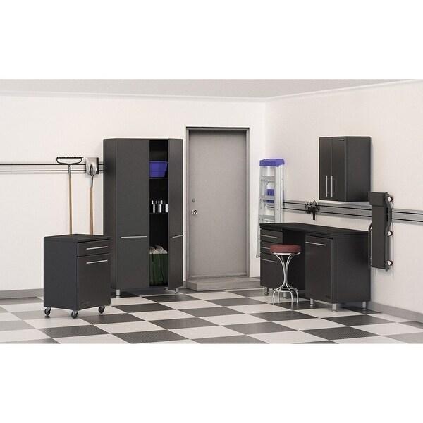 Ulti mate garage ga 60 6 piece garage cabinet kit free shipping ulti mate garage ga 60 6 piece garage cabinet kit solutioingenieria Image collections