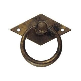 Bosetti Marella 100195 Vintage 1-3/4 Inch Diameter Ring Cabinet Pull