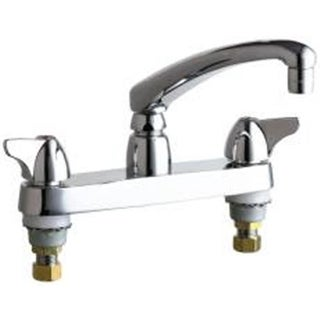 Chicago Faucet Company 283753 Ecast Top Mnt With Ceram Cart