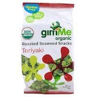 Gimme Organic Roasted Teriyaki - Case of 12 - 0.35 oz.