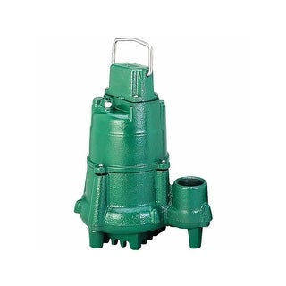 Zoeller N98 1/2 HP Cast Iron Submersible Sump Pump (Non-Automatic)