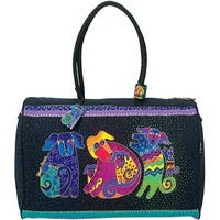 """Artistic Totes Travel Bag 21""""X9""""X16""""-Dogs & Doggies"""