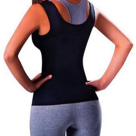 Women Body Shaper Slimming Waist Slim Fitness Yoga Vest