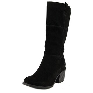 Rocket Dog Dixie Women Round Toe Synthetic Knee High Boot