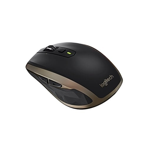 Logitech 910-005229 Mx Anywhere 2 Wireless Mouse-Meteorite