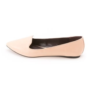 Report Signature Womens REID Leather Pointed Toe