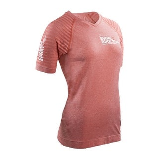 Compressport Women's SwimBikeRun Training Short Sleeve Shirt - TSTNW-SBR
