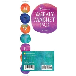 Water Spots Magnet Pad