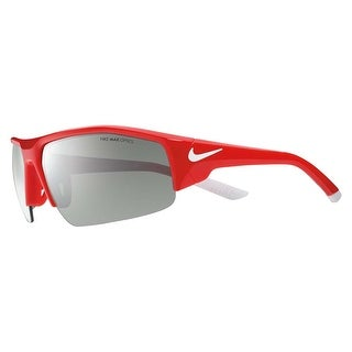 Nike Mens Skylon Ace XV University Red with Grey/Silver Flash Lens Sunglasses