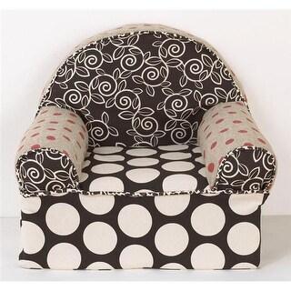 Cotton Tale RDCH Raspberry Dot Babys 1st Chair