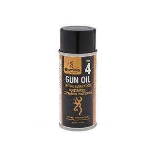 Browning 124040 browning 124040 gun care 6 oz aearosol oil