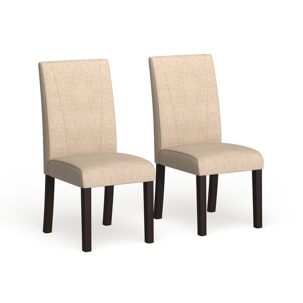Shop Strick Amp Bolton Areal Upholstered Dining Chair Set