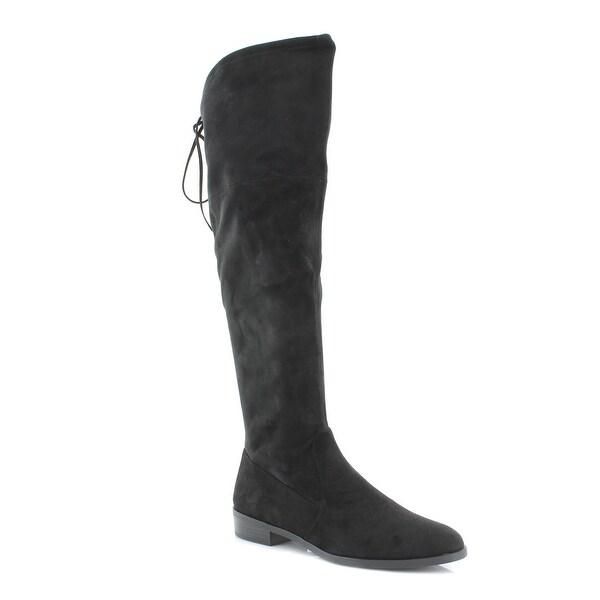 INC Immanie Women's Boots Black