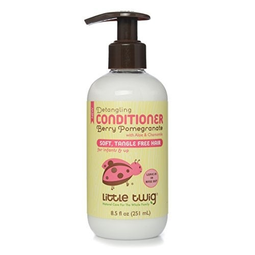 Little Twig Conditioning Detangler, Berry Pomegranate, 8.5 Ounce
