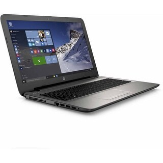 "HP 15-AC161NR 15.6"" Laptop Intel Pentium 3825U 1.90GHz 8GB 750GB Windows 10"