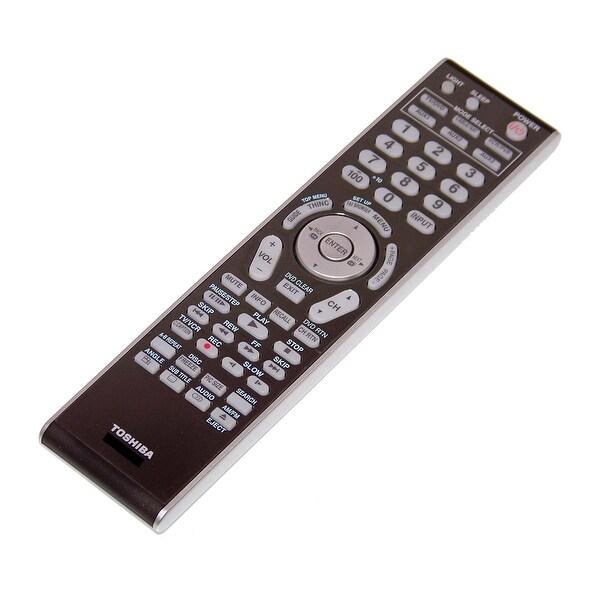 OEM Toshiba Remote Control Originally Shipped With: 37LX96