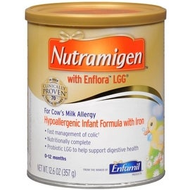 Enfamil Nutramigen LIPIL Formula With Iron Powder 12.60 oz (4 options available)