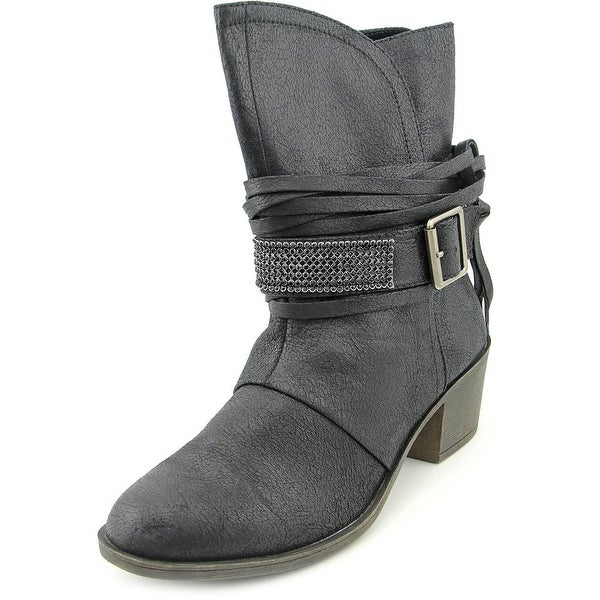 Rampage Tempest Black Boots