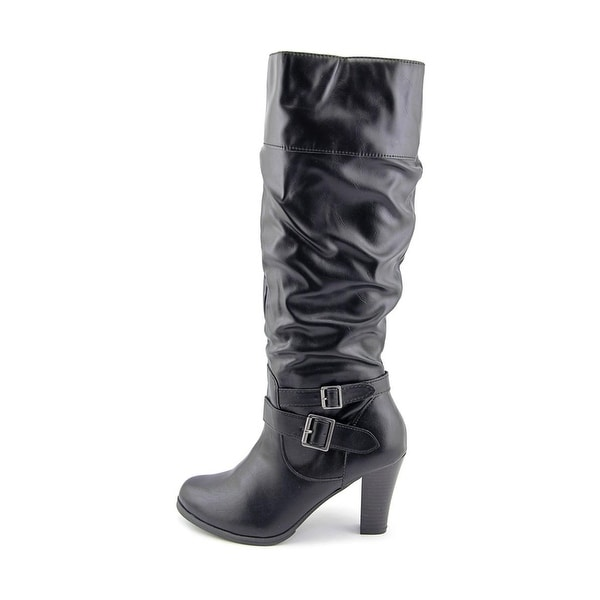 Womens Rudy Closed Toe Knee High Fashion Boots