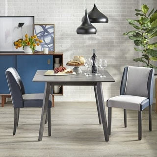 Link to angelo:HOME Grayson 3-piece Dining Set Similar Items in Dining Room & Bar Furniture