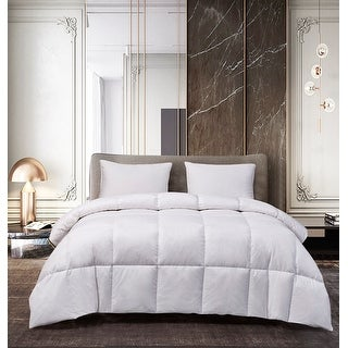 Link to Kathy ireland 250 Thread Count White Goose Down And Feather Comforter Similar Items in Comforters & Duvet Inserts