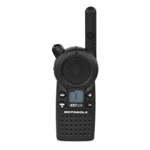 Motorola CLS1110 Professional 2-Way Radio / 2 Mile Range