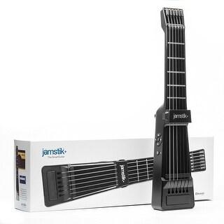 Jamstik+ Portable App Enabled MIDI Electric Guitar (Black)